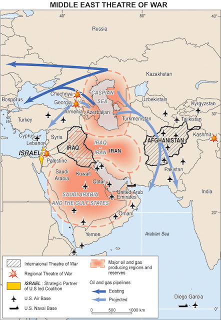 Maps Of U S Military Bases World Social Forum Action Map