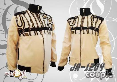 Jaket Batik (pasangan)