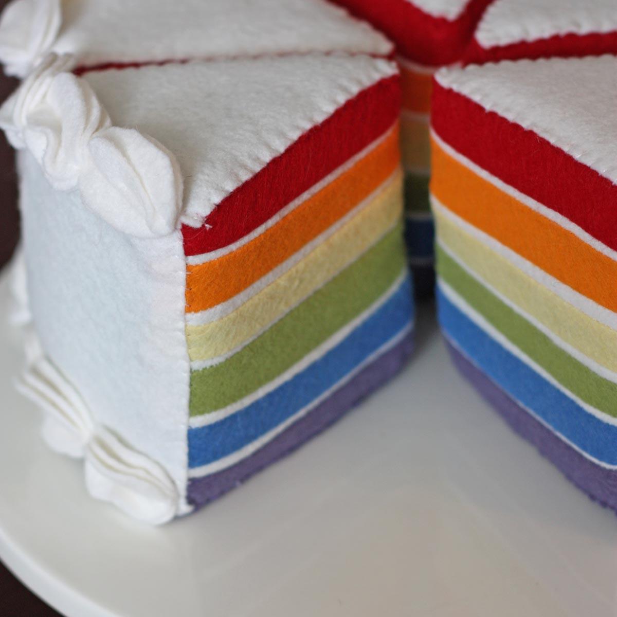Resep Rainbow Cake Yang Sedang Hot ~ Berita|Gadget|Tekno|Budaya| Apa ...