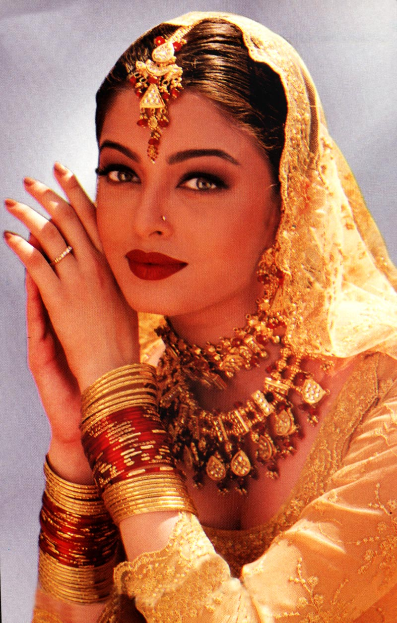 Aishwarya Rai 1997 Aishwarya Rai in Her First