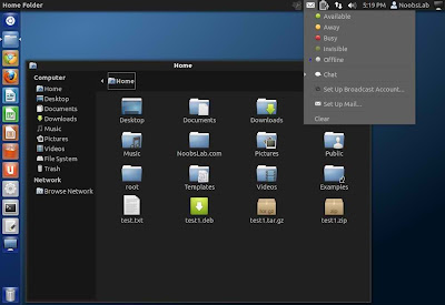 trevilla dark theme