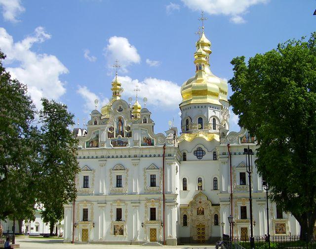 Свято-Успенский собор Киево-Печерской лавры