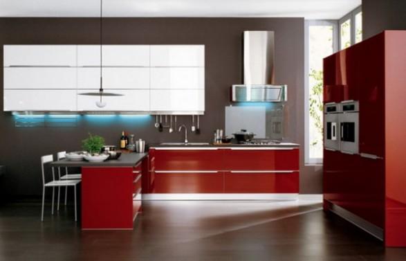 Diseño de Cocinas Modernas por Veneta Cucine | Cómo Diseñar Cocinas ...