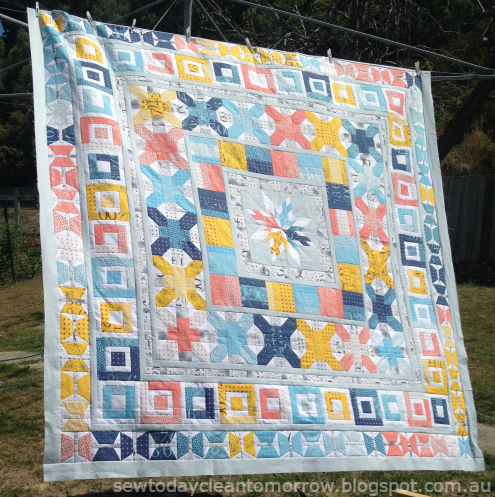 Full Quilt - Great Colours