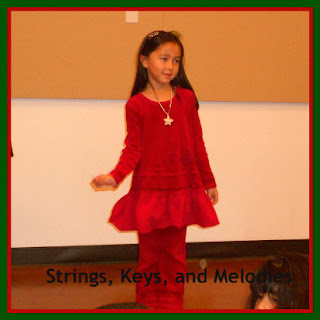 Christmas Recital 2012 photo