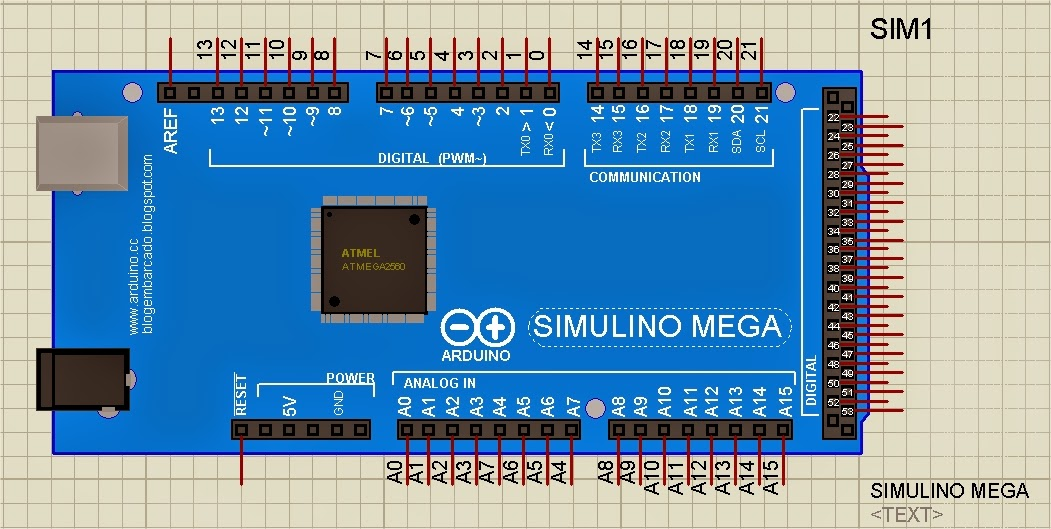 Arduino mega library for proteus 8 free download