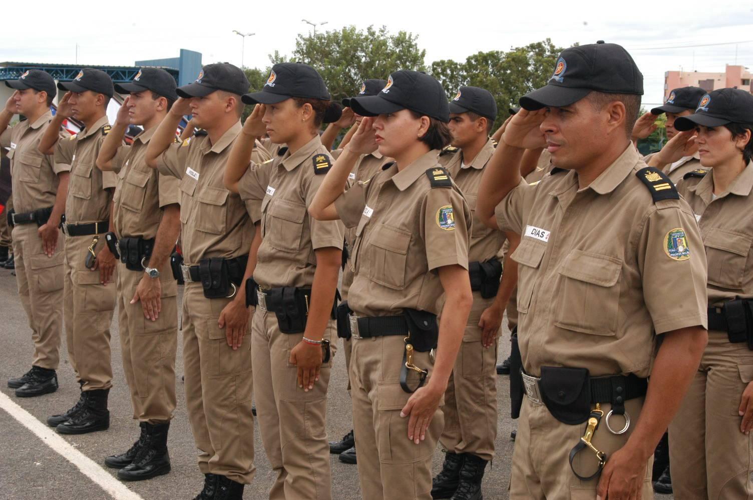 Foto de policiais militares 6