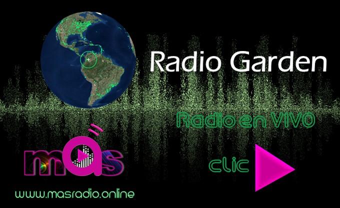 Más Radio - Garden