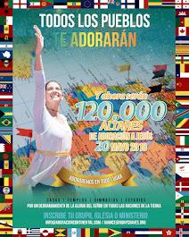 120,000 ALTARES DE ADORACION