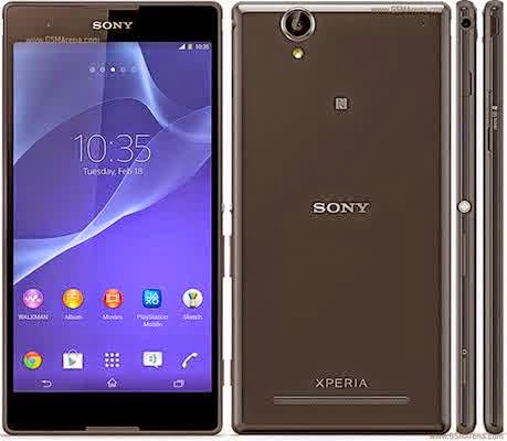 Sony Xperia T2 Ultra Dual Dengan Processor Quad Core