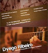 Aulas de guitarra, Baixo elétrico, violão, escrevo arranjos para orquestra, .