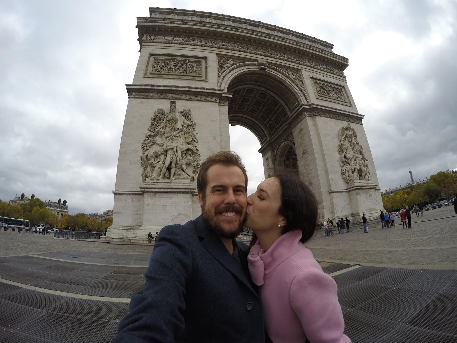 Arc De Triomphe Fall Style