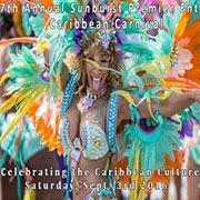 7th Annual Sunburst Premier Ent Caribbean Carnival