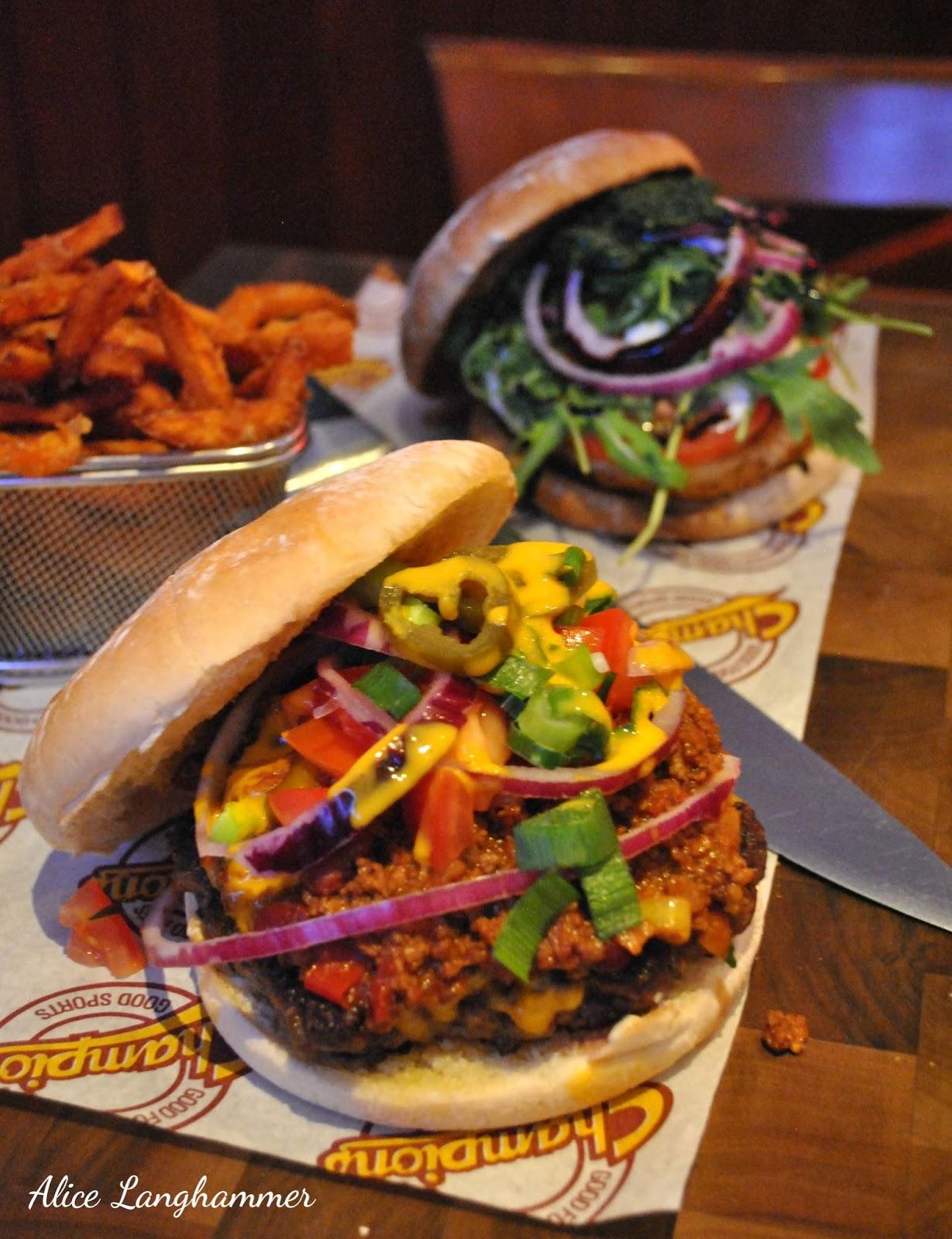 Best Burger in Town