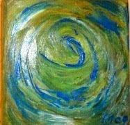 P2 óleo sobre tela peças de 15x15cm