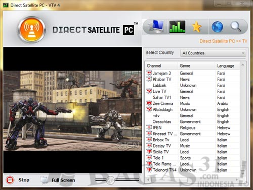 pc satellite tv 2007 elite edition