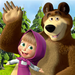 Gambar Lucu Kartun Marsha And The Bear Seru | Gambar Lucu DP BBM