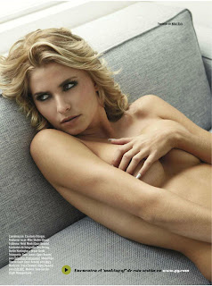 Lena Gercke - GQ Magazine Spain Dec 2012
