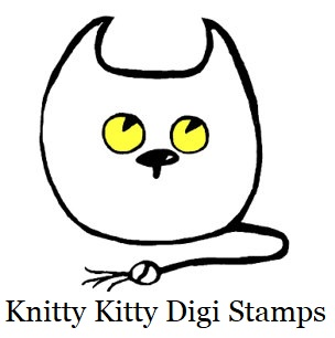 Knitty Kitty Digi Stamps