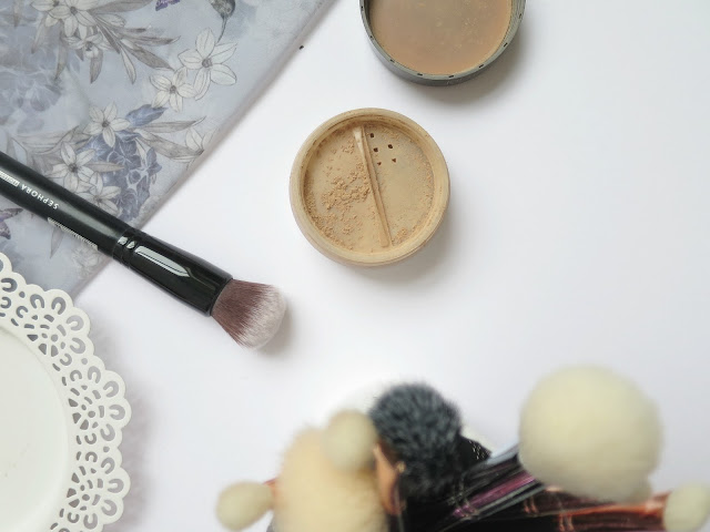 Perfect Brush and Beauty Matches laura mercier mineral powder foundation sephora