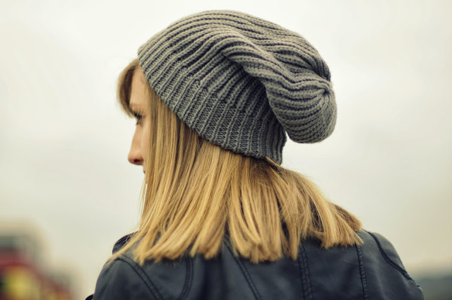 beanie, new yorker grey oversized beanie, fashion trends, beanie outfit, style blogger, fashion blog blogger