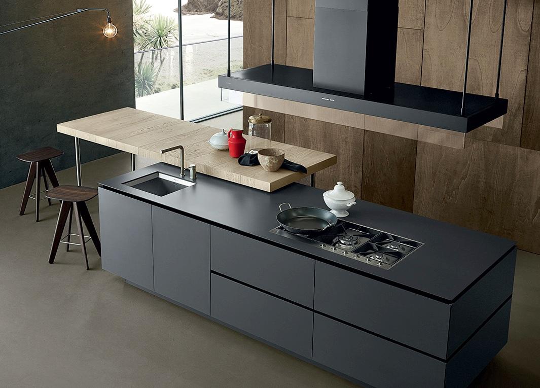 La cocina y los colores neutros cocinas con estilo - Lo ultimo en cocinas modernas ...