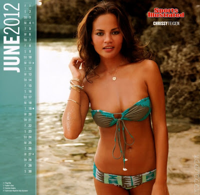 2012 Sports Illustrated Calendar-9