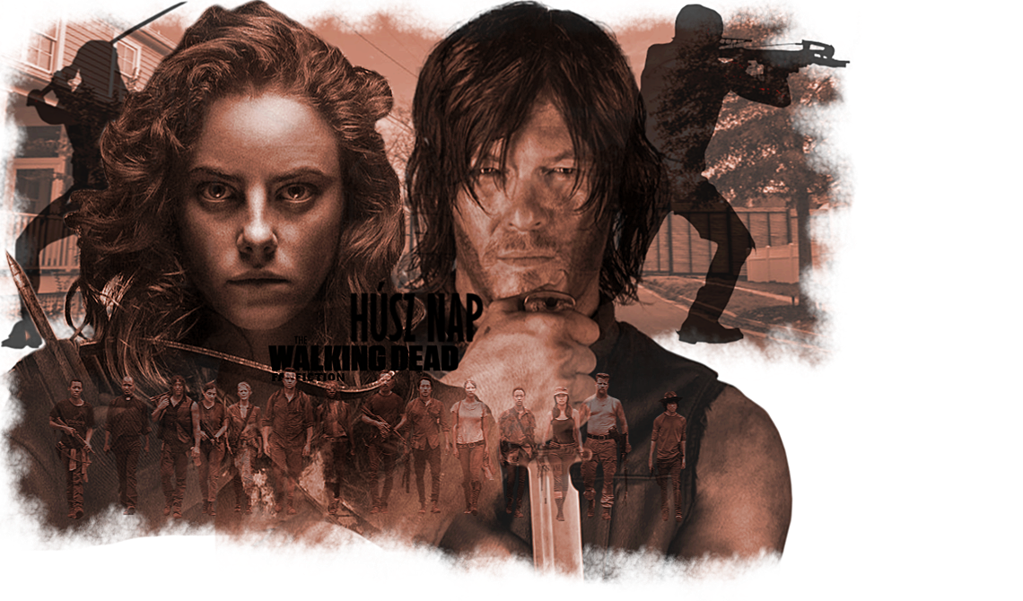 Húsz nap (The Walking Dead fanfiction)