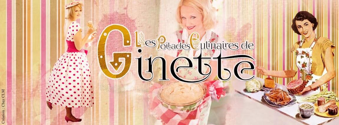 Les poilades culinaires de Ginette