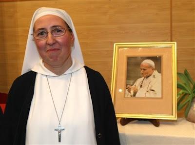 法國修女瑪麗亞·西蒙-皮耶