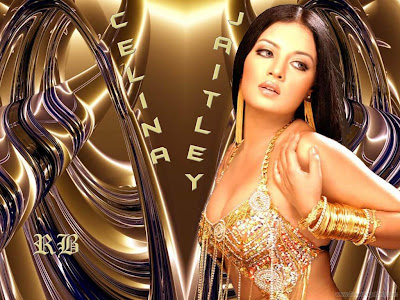 Celina Jaitley Glamour Wallpapers