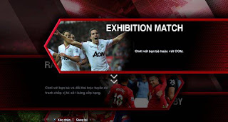 Sub Menu Style Manchester United