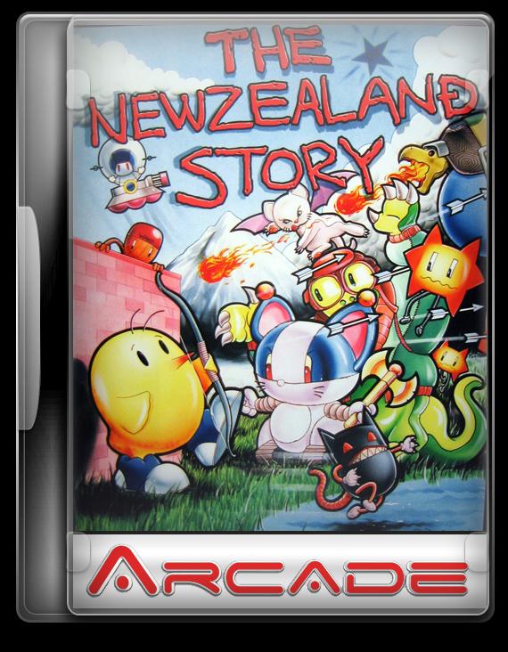 The NewZealand Story (Arcade)
