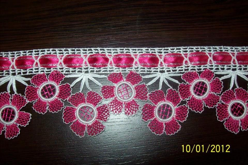 havlu kenarı yap,havlu danteli yapımı,Havlu Kenarı Örnekleri