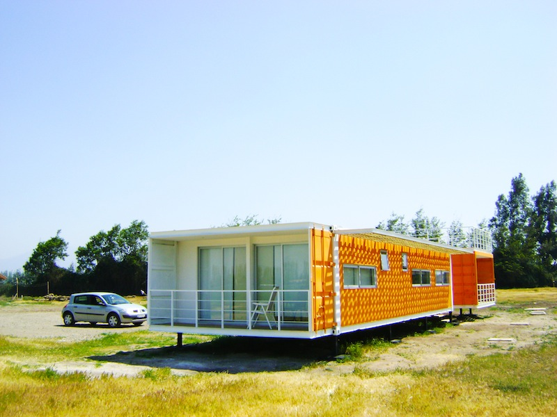 Shipping container homes earthquake resistant container home by arqtainer - Shipping container homes florida ...