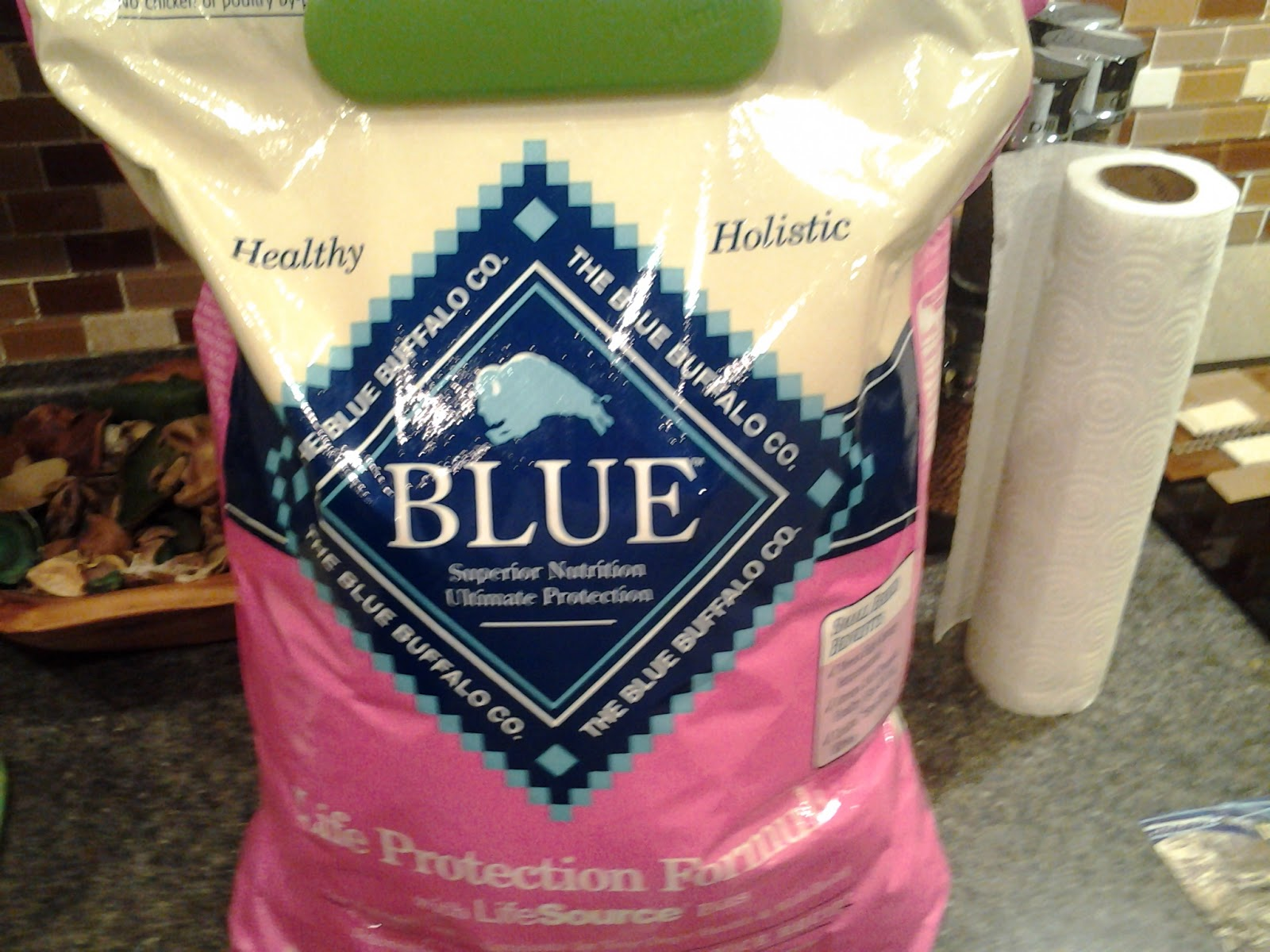 That expiration date is your assurance that the food will remain edible when stored at room temperature until the date st&ed on the bag. & HOME | FOOD | GARDEN: Storing Dry Dog Food and Stocking the ...