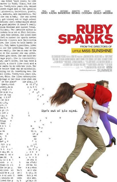 Hayalimdeki Aşk - Ruby Sparks 720p izle - Türkçe Altyazılı izle