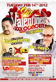 Sin Valentines Frank Reyes y Sensato