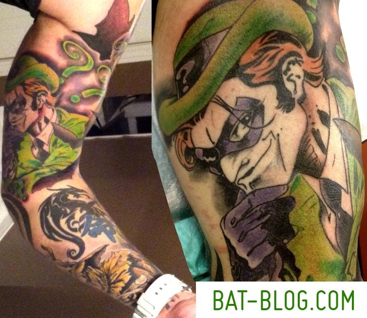 Branding Tattoo