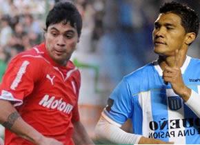 Un jugador de Independiente le caza pelea a Teófilo