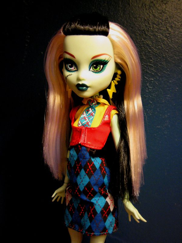 Voicething Review I Heart Fashion Frankie Stein