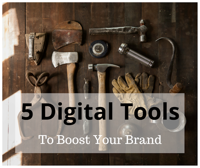 5 Digital Tools To Boost Your Brand | Bullet Point Branding