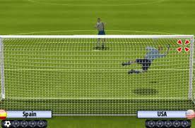 Puanlı Penaltı Atma Oyunu