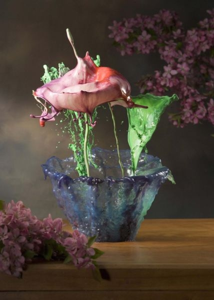 Artistic Flower Bouquets, amazing, cool, awesome, flower, art, maharaja lawak mega minggu ketiga, minggu 3, jozan