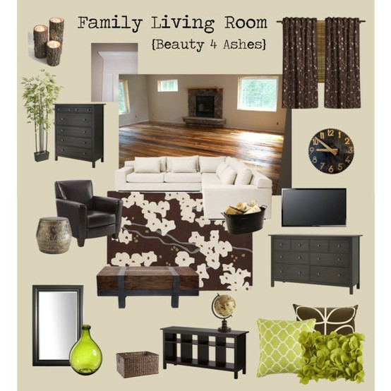 Beauty 4 ashes moodboard collection living rooms for Room design mood board