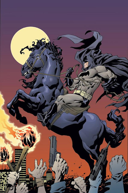 Batman Aaron Lopestri