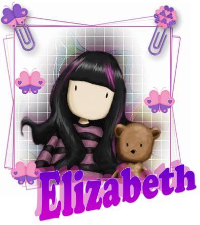 imágenes de nombres elizabeth