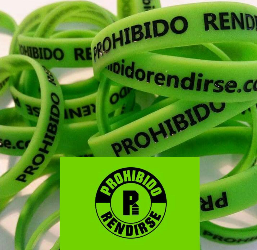 PROHIBIDO RENDIRSE