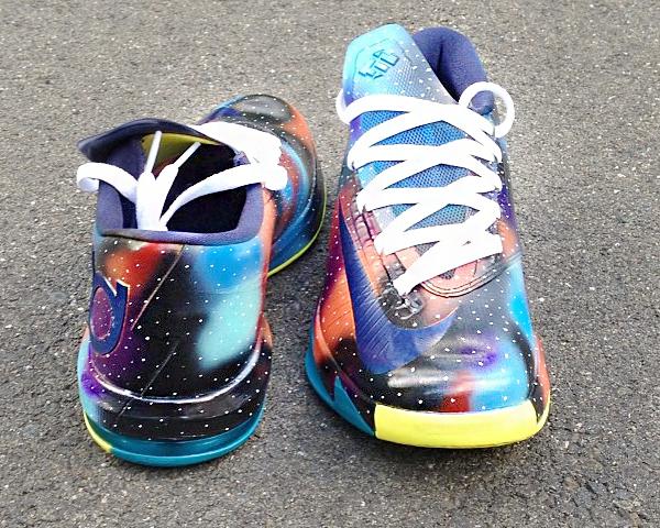 """Kd Vi Galaxy Nike KD 6 """"..."""