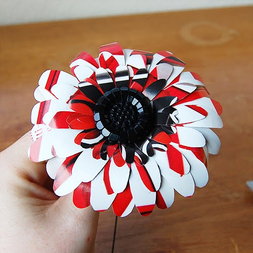 The Craftinomicon Paper Gerbera Daisies